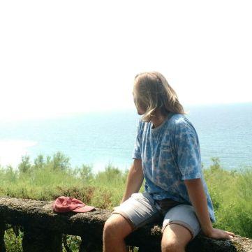 Von Biarritz waren es nur wenige Kilometer bis nach Spanien